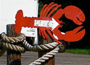 lobstersign